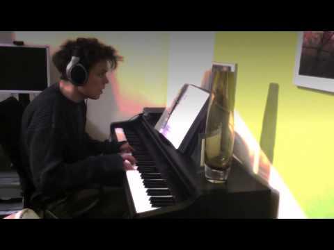 Ed Sheeran - Kiss Me - Piano Cover - Slower Ballad Cover