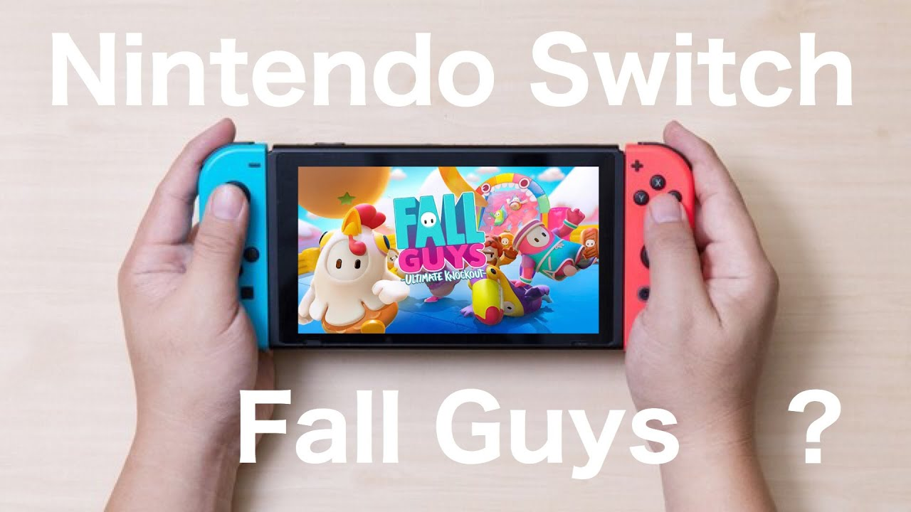 Nintendo SwitchでFall Guys(的なもの)をプレイする方法【ニンテンドーラボ】
