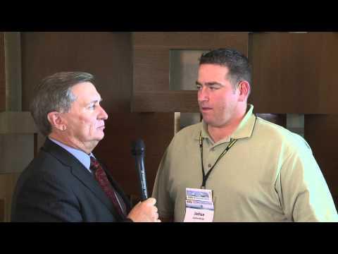 Denis Walsh Interviews Joshua Levine