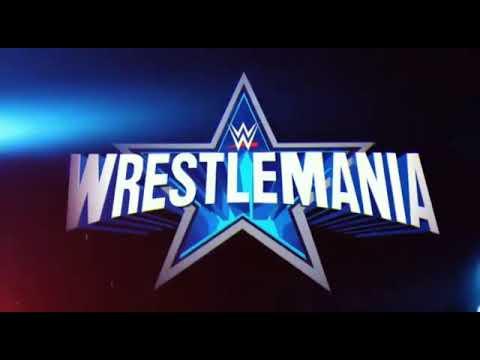 Download WWE WrestleMania 38 costume intro