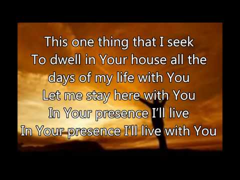 this-one-thing-by-planetshakers-with-lyrics