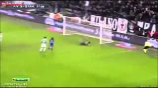 Amazing Gol Pogba Juventus vs Sampdoria