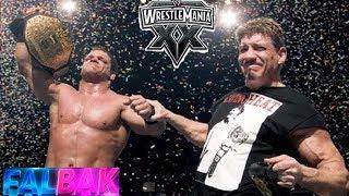WWE Wrestlemania 20   Retro Review - Falbak