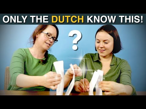 Only the Dutch know this!  #2