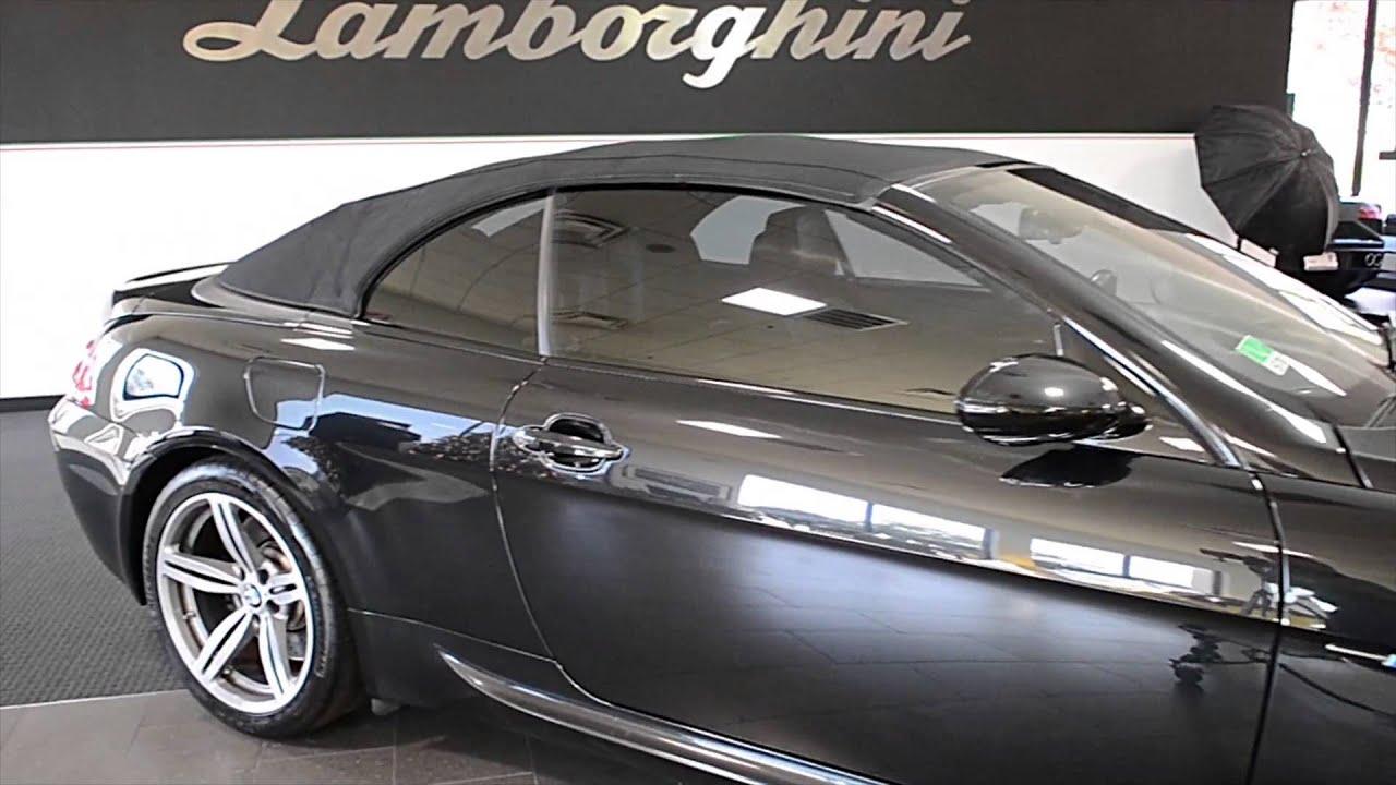 2008 bmw m6 convertible 2d