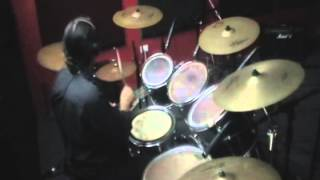 Carcass - Incarnated Solvent Abuse (Drum Cover)