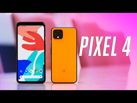 Pixel 4 and 4 XL hands-on: what the leaks didn't tell you