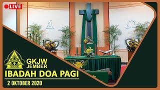 KuasaNya Membangkitkan - Ibadah Doa Pagi, 2 Oktober 2020