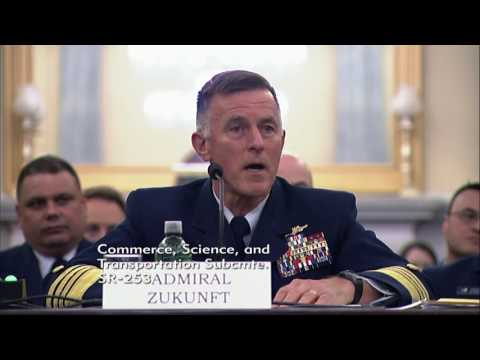 Inhofe Q&A at Commerce Subcommittee Hearing on the State of the Coast Guard