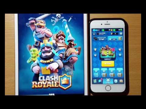 How To Play Several Clash Royale Accounts On One iOS Device | Tutorial