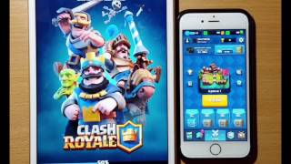 How To Play Several Clash Royale Accounts On One iOS Device | Tutorial thumbnail