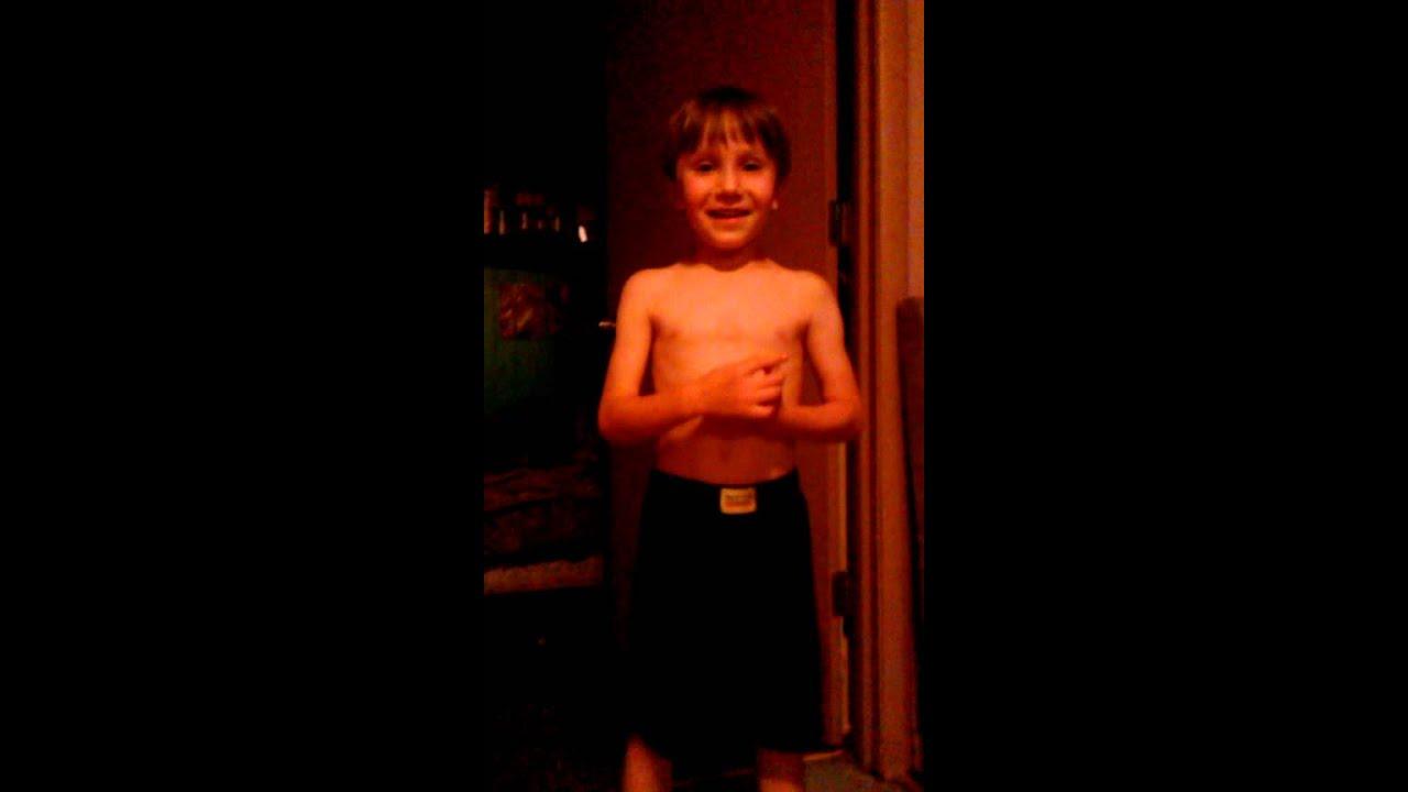 Twerking 6 year old