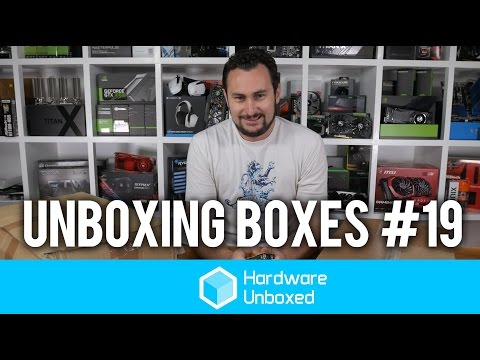Unboxing Boxes #19: Finally that RX card I have been waiting for!
