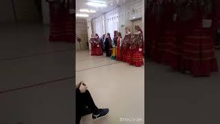 танцы и песни народные