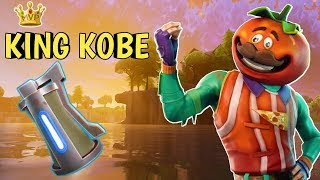 Kobe King - New Skin - Playing Duos ONLY -Tier 100 - 250+ Wins - Fortnite Battle Royale Live