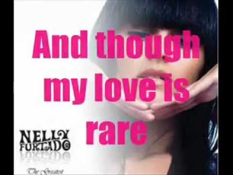 Nelly Furtado I'm Like A Bird with Lyrics by Jr