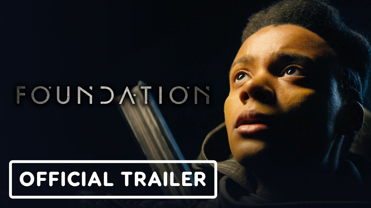 Foundation - Official Final Trailer (2021)  (2021) Jared Harris, Lee Pace