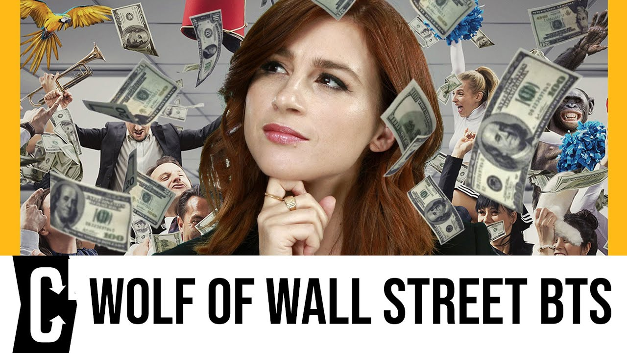 "Wolf of Wall Street: Aya Cash Shares the ""Craziest"" Story from the Set"