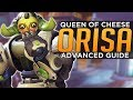 Overwatch: Queen of CHEESE Comp - Orisa Advanced Guide