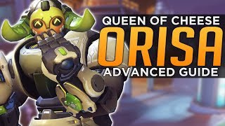 Orisa Overwatch Gameplay fits comfortably into the slow rez meta we...