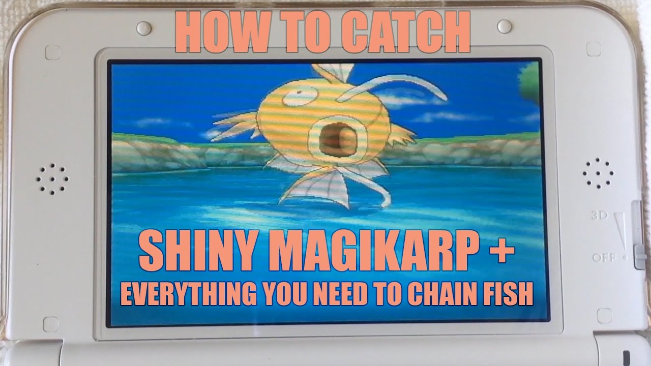 How to Catch Shiny Mag...