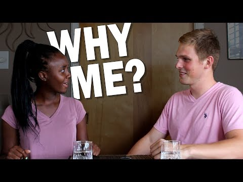 Would I Date A Black Girl?! from YouTube · Duration:  5 minutes 4 seconds