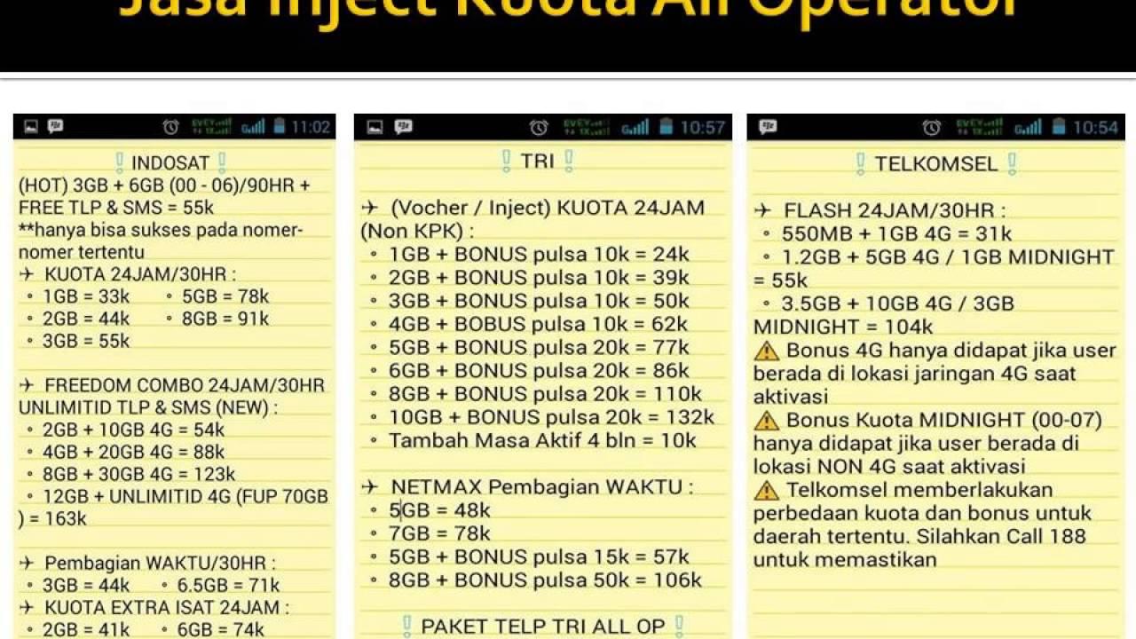 0857 6504 3260 Isat Jasa Kuota Batam Youtube Indosat Freedom Combo 12gb