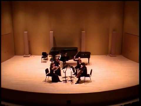 Bartok -- Quatuor No.4 en do majeur