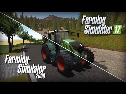 Celebrating 10 Years of Farming Simulator