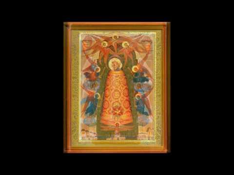 Акафист Божией Матери в честь иконы Её Прибавление Ума