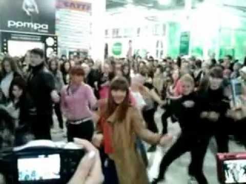 Флэшмоб Gangnam style Комсомольск-на-Амуре