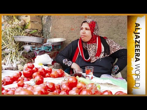 🇪🇬 Egypt's Women Street Sellers | Al Jazeera World