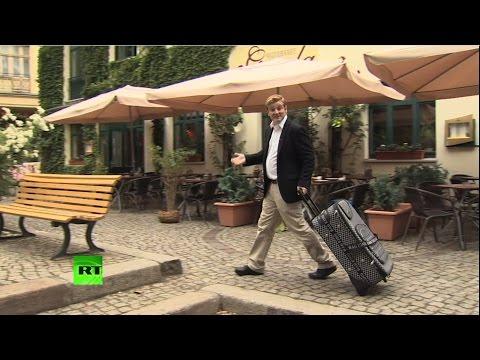 В Германии хотят запретить чемоданы на колесах