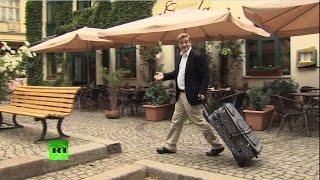 Смотреть видео чемоданы на колесах