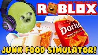 Roblox: JUNK FOOD SIMULATOR!