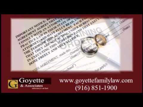 Post Marriage Agreement Lawyers Sacramento CA