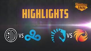 tsm vs c9 und tl vs p1   highlights na lcs summer split woche 3 tag 1