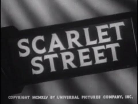 Scarlet Street (1945) [Film Noir] [Drama]