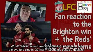 Liverpool rumours rated - Jones linked to Bundesliga & Fekir latest