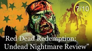 Red Dead Redemption: Undead Nightmare Review (Video Game Video Review)