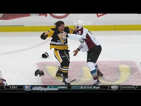 Cody McLeod vs Bobby Farnham Dec 18, 2014