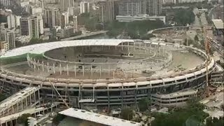 Fifa determina entrega do estádio do Maracanã até o final de abril