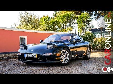 MAZDA RX-7 FD | O MELHOR com MOTOR ROTATIVO [Review Portugal]