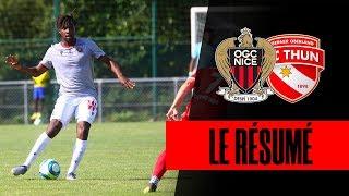 OGC Nice - FC Thoune (1-3) : le résumé
