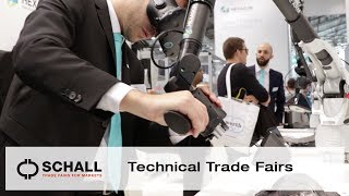 SCHALL – TECHNICAL TRADE FAIRS