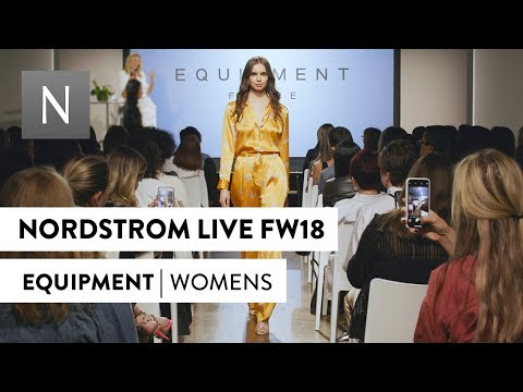 Equipment | Nordstrom Live Fall 2018