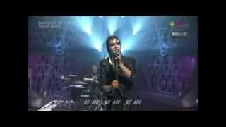 Tokio Hotel Darkside of the sun live a Tokyo (Japan)