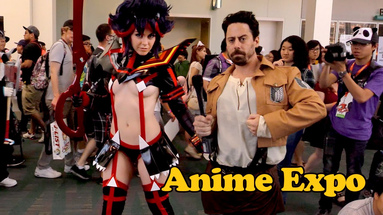 Anime Expo Best Cosplay 2016 ThatCosplayShow