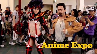 Anime Expo Best Cosplay 2016 #ThatCosplayShow