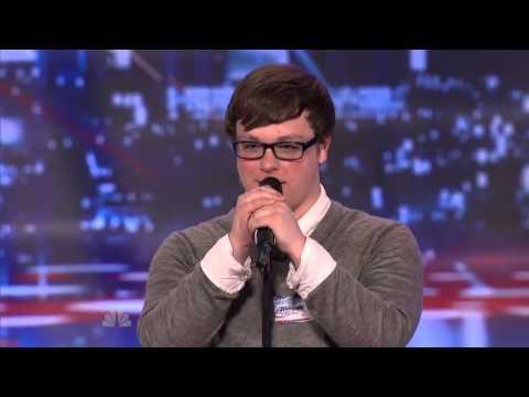America's Got Talent- Jonathan Allen